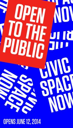 Museumsforslag/ Arkitektur AIA New York Chapter : Utstillingen mens vi er der.