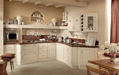 l\'arca cucine in legnio - Cerca con Google | Dream kitchens ...