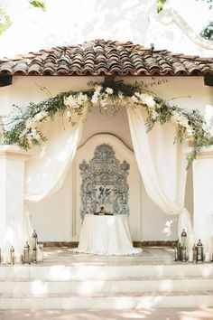 Rancho Las Lomas Wedding from Josh Elliott Photography  Read more - http://www.stylemepretty.com/2013/08/16/rancho-las-lomas-wedding-from-josh-elliott-photography/