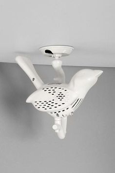 Bird Smoke Detector - Urban Outfitters  I NEED THIS!!!