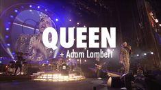 Queen + Adam Lambert no Rock in Rio Lisboa 2016