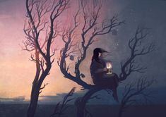 Moon lantern by ~Ner-Tamin on deviantART