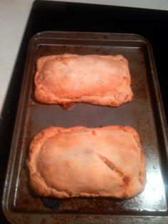 """Italian Pizza Calzones! """"Very tasty! Everyone loved it! Can't wait to make it again with added ingredients :photo""""  @allthecooks #recipe #pizza #calzone #italian #easy #hot"""