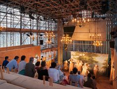 temporary theatre google search open air theater concert hall scaffolding theater architecture