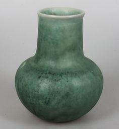 Vaso de porcelana Meindert Zaalberg ca. 1955 - artentique • com - arte de cerámica