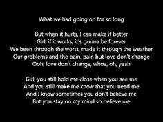 Jeremih - Love Don't Change Lyrics