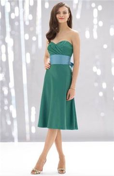 Greens A-line Ruffles Sweetheart Cocktail #Dress Style Code:02576 $74