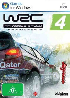 WRC 4: FIA World Rally Championship PC Game Free Download Full Version
