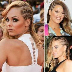 Braided Hairstyles ! OMG - Inspiring Ideas | Hairstyles |Hair Ideas |Updos