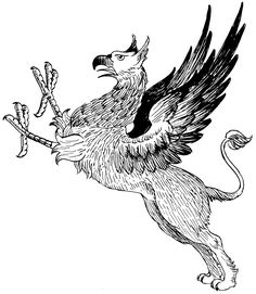 Calafia commanded a man-killing force of 500 trained griffins.