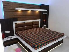 For most homeowners, a beautiful house is something worth coming home to. This is the reason why a lot of people invest money and time in creating the. Bedroom Closet Design, Bedroom Furniture Design, Room Design Bedroom, Bedroom False Ceiling Design, Bedroom Bed Design, Bed Design, Bed Design Modern, Simple Bed Designs, Bedroom Design
