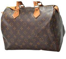 4dde88da99d4 Louis Vuitton Monogram Speedy 30 Louis Vuitton Speedy 30