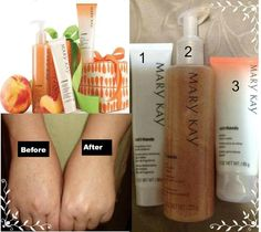 MK Satin Hands Peach - This makes a great gift (even to yourself ;) To get yours go to www.marykay.com/pfarrell2025