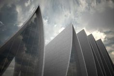 Cathedral Fold - Axis Mundi