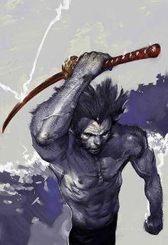 Katsuya Terada / Wolverine