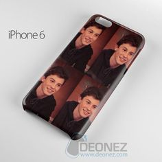 shawn mendes | Shawn Mendes Magcon Collage iPhone 6 Case