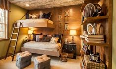 20 Rustic Bedroom Designs, Top Rustic Living Spaces - DesignBump