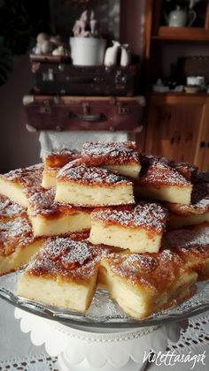 Violettaságok: Tejes pite Naan, Sweet Life, French Toast, Deserts, Dessert Recipes, Pie, Breakfast, Food, Dreams