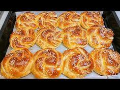Brioche SUPER SOFFICI e Morbidissimo! Facile da preparare! Asmr #125 - YouTube Homemade Brioche, Brewers Yeast, Yeast Bread, Bread Rolls, How To Make Bread, Sweet Bread, Diy Food, Scones, Baked Goods