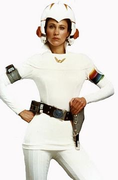 Wilma Deering (Erin Gray) - Buck Rogers in the 25th Century (1979)