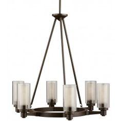 Kichler - Circolo 26.5 Inch 6 Light Chandelier Lamps.com