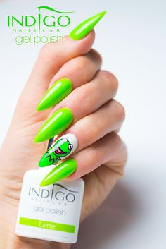 by Paulina Walaszczyk Double Tap if you like #nails #nailart #nailpolish Find more Inspiration at www.indigo-nails.com
