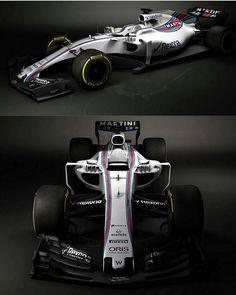 The new Williams FW40 for 2017!! Do you like it? #f1 #formulauno #formulaone #Alonso #fernandoalonso #hamilton #raikkonen