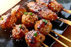 Asian Pork Meatballs – Not Posh Food Ground Beef Meatballs, Asian Meatballs, Teriyaki Meatballs, Wagyu Ground Beef Recipe, Wagyu Beef, Ground Beef Recipes, Sauce Teriyaki, Asian Pork, Healthy Eating Tips
