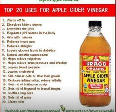 Top 20 Uses For Apple Cider