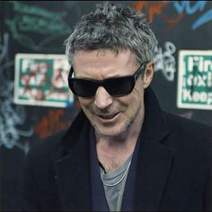 Aidan Gillen from his new film Pickups.