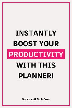 Printable Planner, Printables, Boss Babe Entrepreneur, Daily Organization, Achieving Goals, Goals Planner, Cover Pages, Getting Organized, Self Care