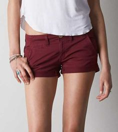 AEO Twill Shortie - Buy One Get One 50% Off