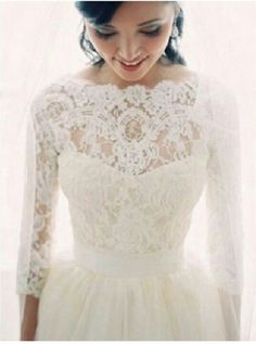 Another beautiful lace dress