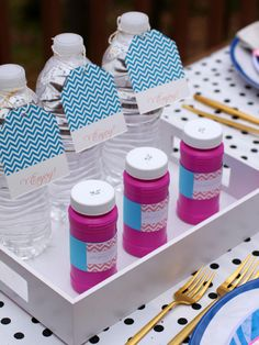 #WeddingFavor Idea >> http://www.hgtv.com/design/make-and-celebrate/entertaining/diy-wedding-favors-pictures?soc=pinterest