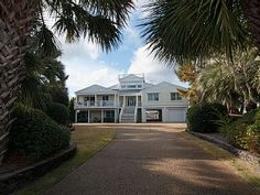 Incredible 7Br Soundfront Home with DockVacation Rental in Wrightsville Beach from @homeaway! #vacation #rental #travel #homeaway