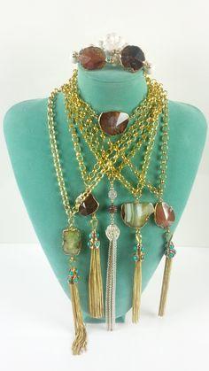 https://squareup.com/market/fabulina-designs #neckcandy #necklaces #beauty #style #fashion #handmade