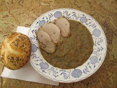 Šošovicový prívarok s mrkvou Pancakes, Breakfast, Food, Morning Coffee, Meal, Crepes, Essen, Pancake, Hoods
