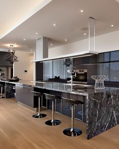 Modern Contemporary Sunset Strip Mansion With Breathtaking Views