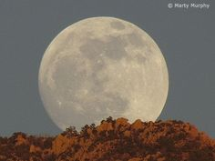 full moon from Arizona Highways Wish I was in Arizona for tonight's super moon! Bet it'll be incredible!