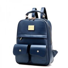 Wow! British Nifty Double Front Pocket College Backpack only $45.99 from ByGoods.com! I like it so much!!