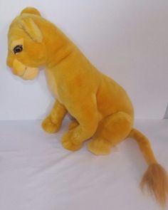 "Disney Lion King Nala  Plush Stuffed Animal 19"" Caltoy #Caltoy"