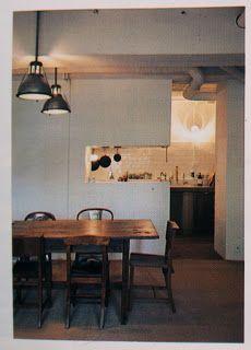 グラフィックデザイナー 平林奈緒美さんのお部屋。 こだわりのお部屋はかなりツボです!!! あぁこんな部屋に住みたいぃぃぃ!!!