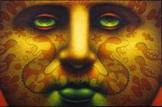 "Ed Paschke ""Serpento"" 2003"