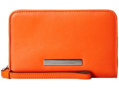 Marc by Marc Jacobs Marc by Marc Jacobs Luna Wingman Orange Glow Clutch Handbags for 134.99 at Im in!