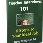 Are you ready for your interview? I mean REALLY ready? It's your one opportunity to get the job you want...it's NOT the time to cross your fingers ...