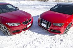 German Titans Battle It Out 2015 Audi S3 vs 2015 BMW M235i xDrive https://www.germancartech.co.uk/