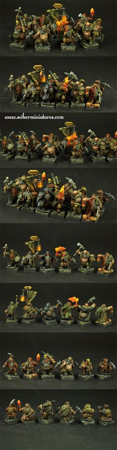 Dwarves Miners