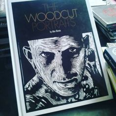 The woodcut portraits é um livro bacana de retratos a partir de gravuras  Enviamos pelos correios a todo o Brasil. Faça seus pedidos online pelo Whatsapp (11) 98673-8821 #tattoos #tagsforlikes #followme #tattoobooks #tattooing #shop #colecionadores #livraria #tattooart #tattooshop #tattoosupply