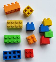 Brick Erasers & Sharpeners - 24 Pieces, Connects & Stacks Just Like Famous Building Blocks Lifetime http://www.amazon.com/dp/B018TM74GS/ref=cm_sw_r_pi_dp_kAV0wb1F7K084