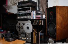 My Vintage Marantz Setup